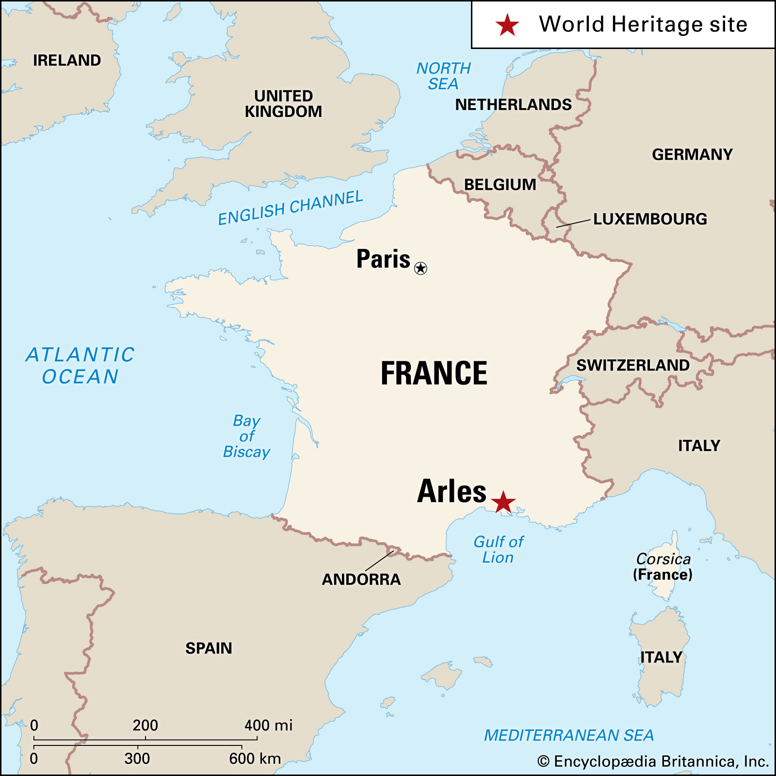 Arles | History, Geography, & Points Of Interest | Britannica à R2Gion France