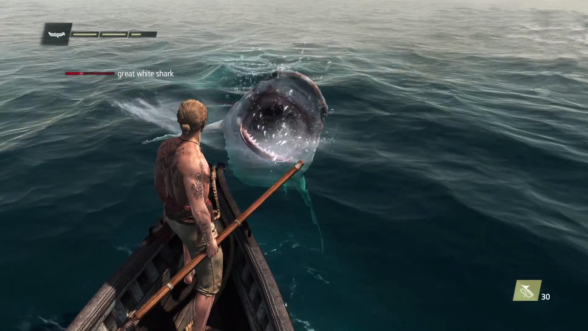 Assassin's Creed Iv - Nouveaux Détails - Millenium destiné Requin Jeux Video