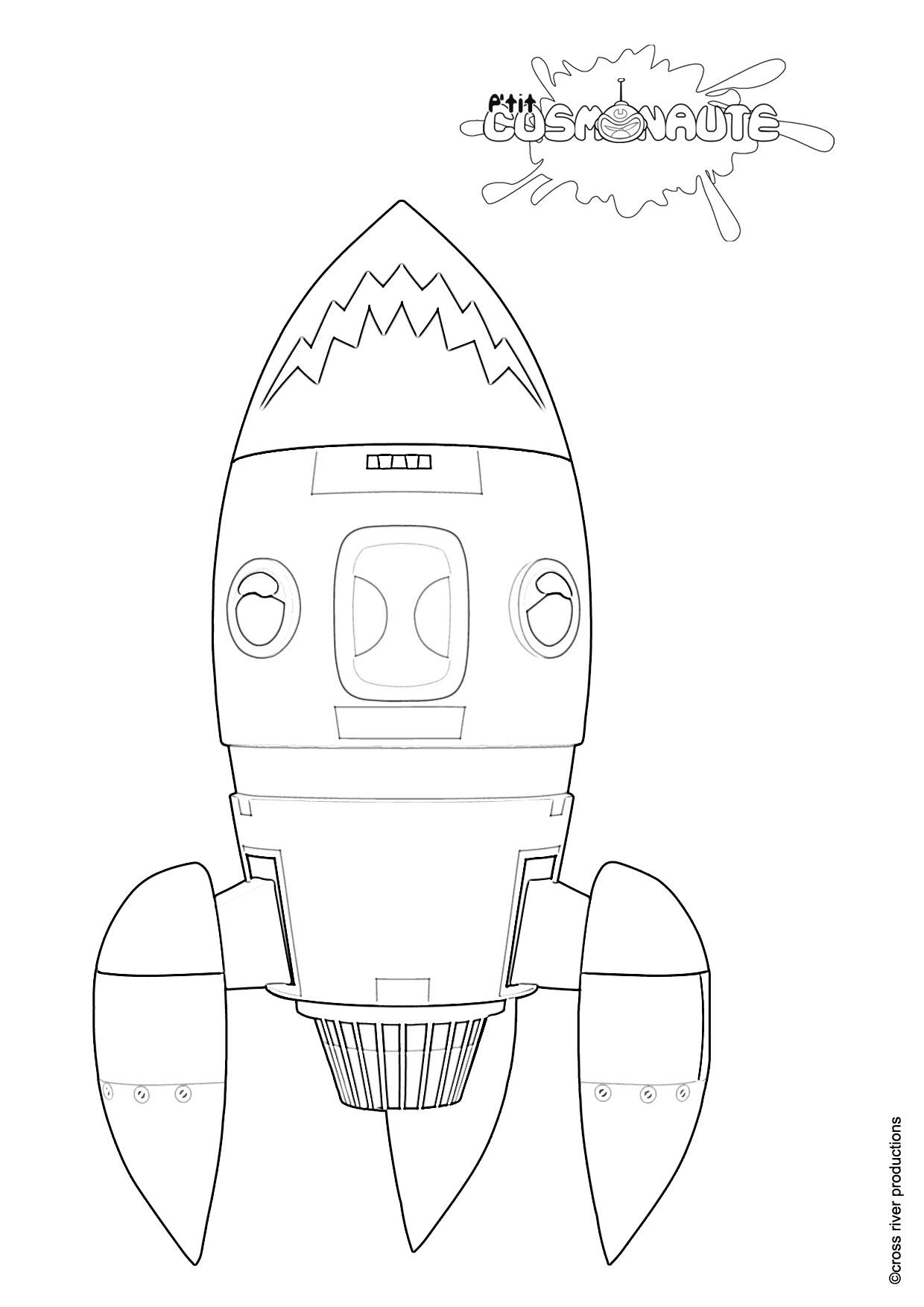 Astronaute #66 (Métiers Et Professions) – Coloriages À Imprimer dedans Coloriage Astronaute