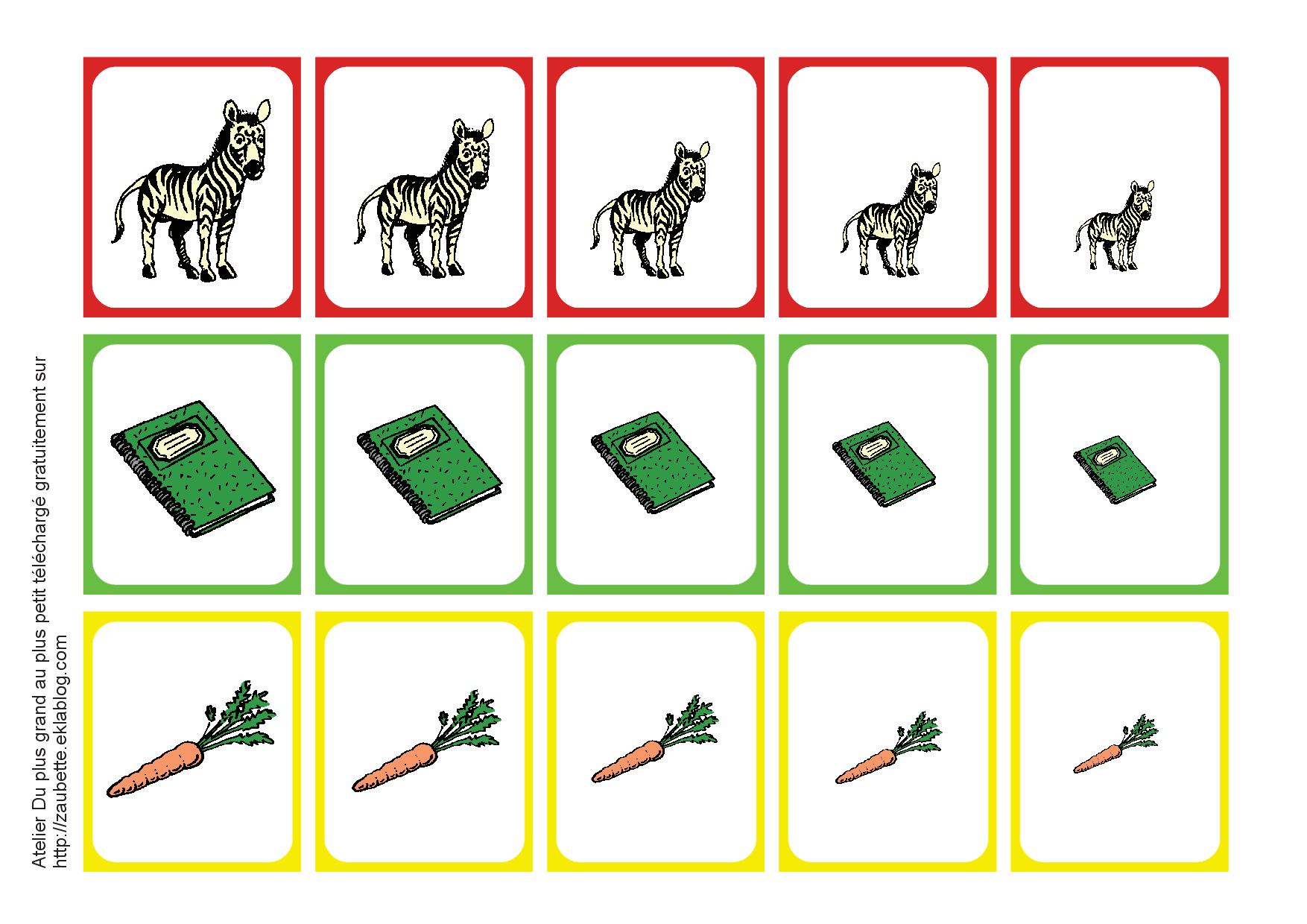 Ateliers Autonomes De Maths Ms - Gs - Zaubette avec Jeux Gratuit Maternelle Grande Section