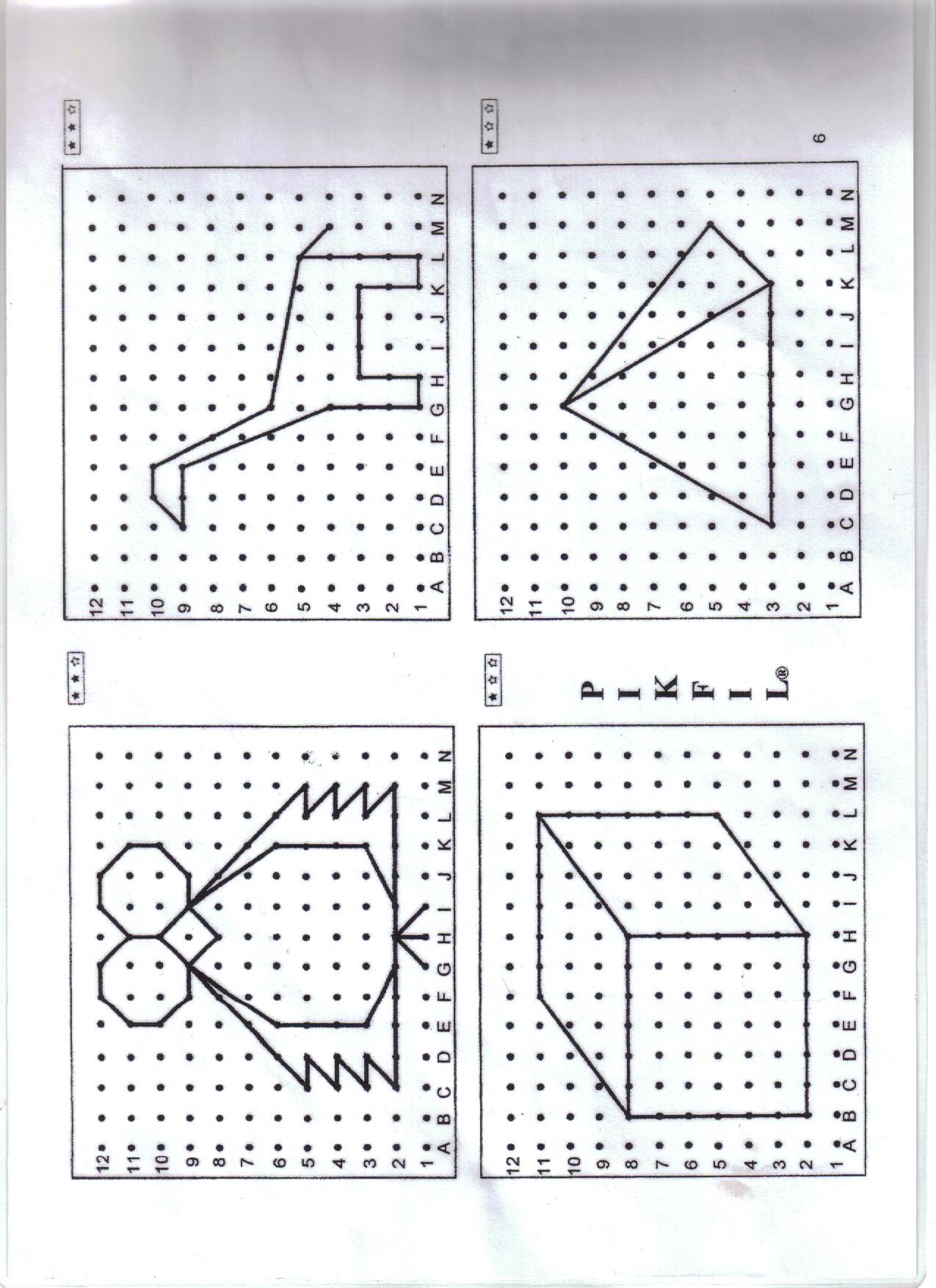 Ateliers Autonomes Individuels - Zaubette avec Tangram À Imprimer Pdf