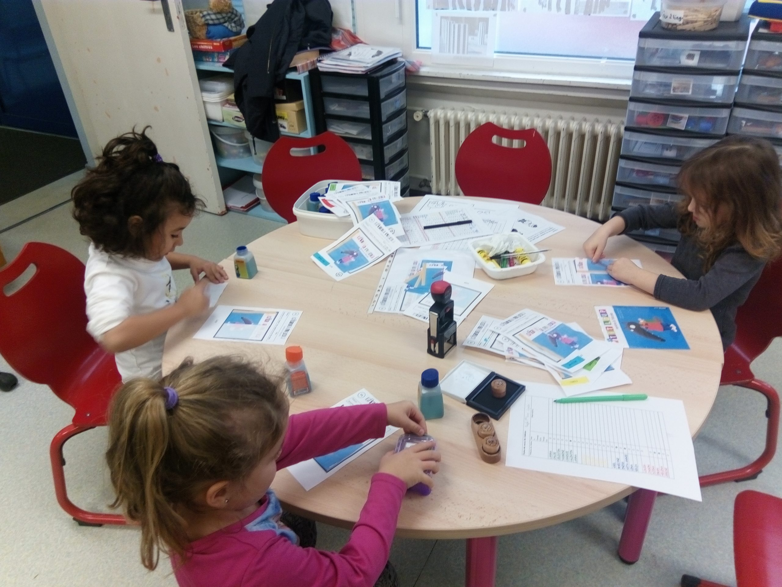Ateliers De Fin Novembre En Ps. | Blog De L'école Maternelle concernant Puzzle En Ligne Maternelle