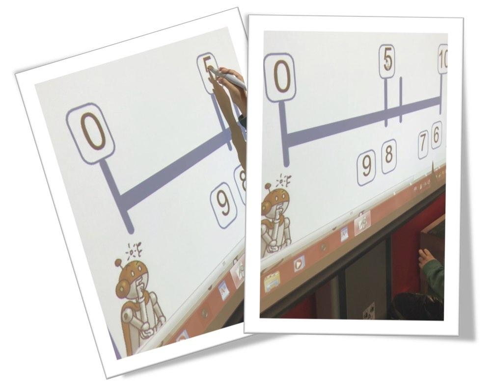 Ateliers Ligne Numérique Cp Et Ce1 | Bout De Gomme intérieur Exercice Gs En Ligne