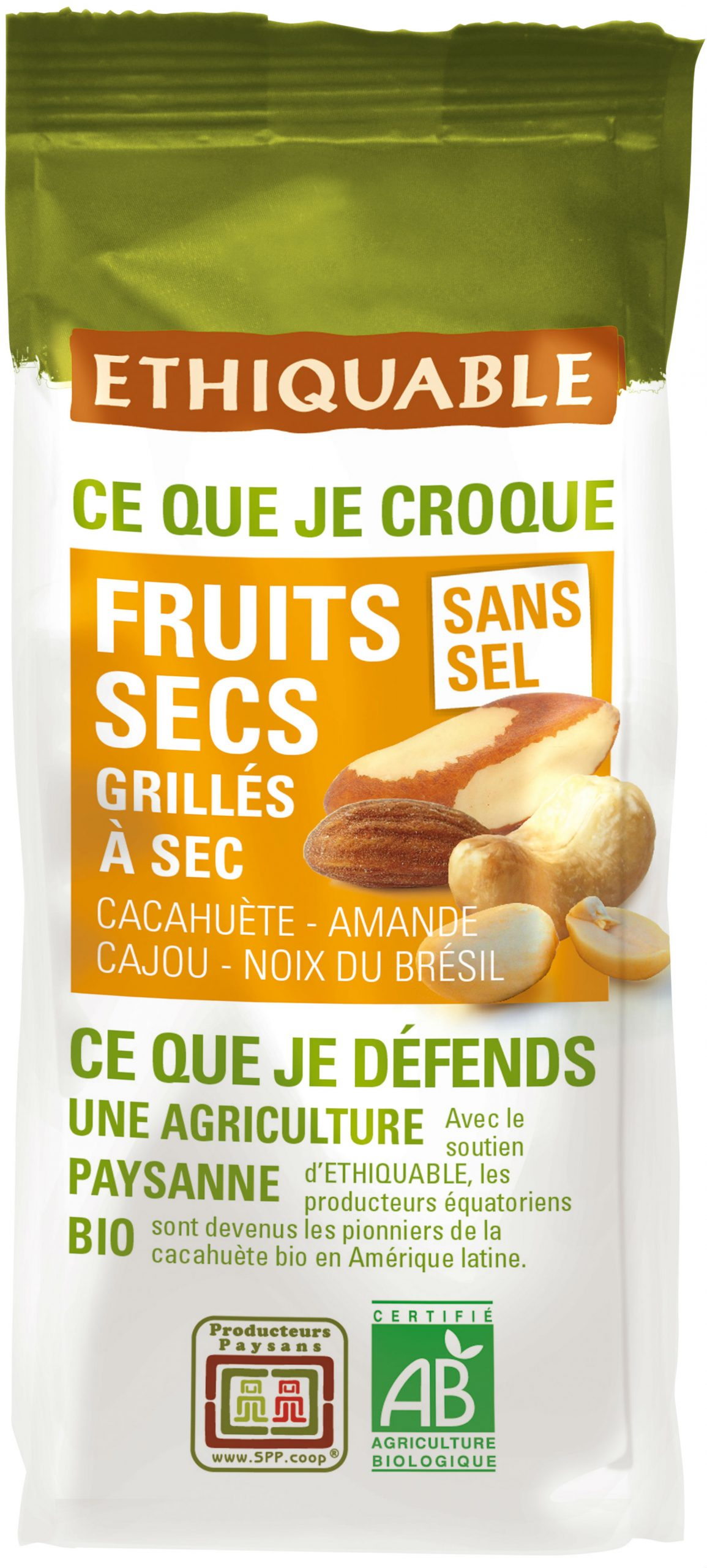 Au Banc-Test: Les Mélanges De Fruits Secs Bio avec Jeux De Secs