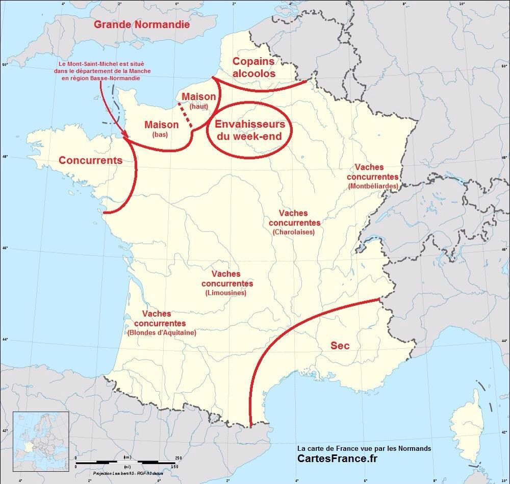 Aurélien Carpentier (@aurelien_181) | Twitter destiné Carte Region Departement