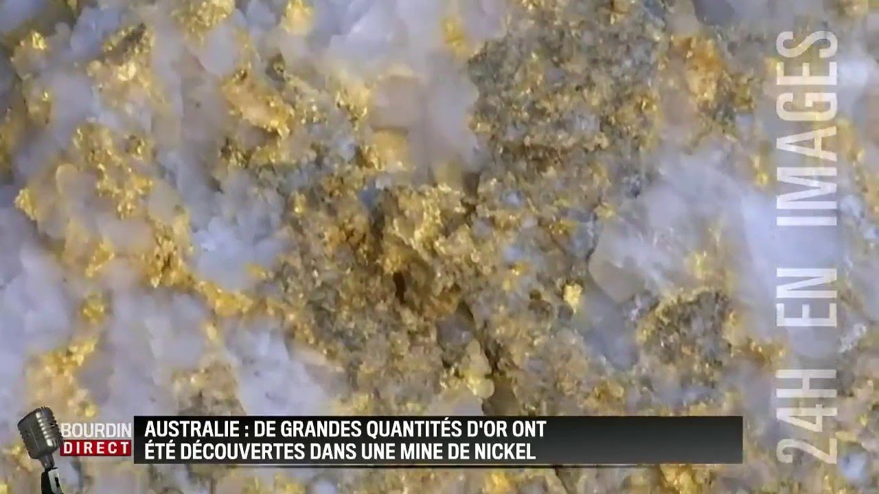 Australie: Des Mineurs Découvrent D'énormes Pépites D'or intérieur Mineur D Or