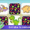 Aventure Dinosaures - Jeux Gratuit Pour Enfants Pour Android à Jeux De Memoire Gratuit Pour Enfant