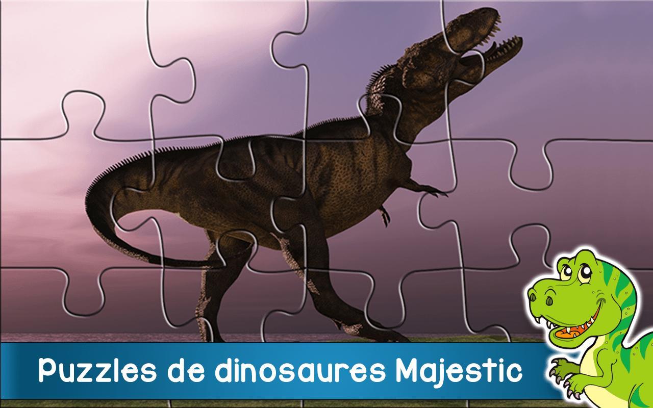Aventure Dinosaures - Jeux Gratuit Pour Enfants Pour Android serapportantà Jeux De Puzzle Pour Enfan Gratuit