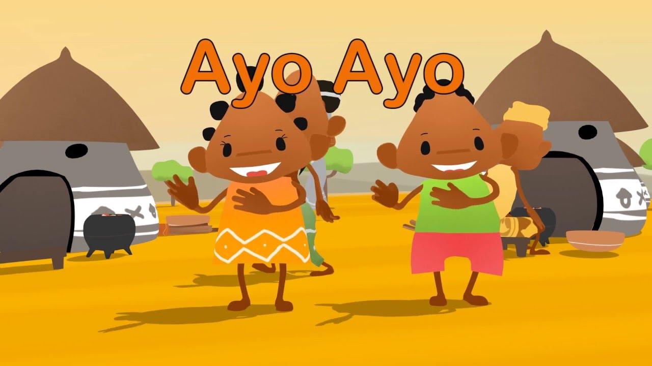 Ayo! Ayo! - Chanson À Geste Africaine Pour Les Enfants encequiconcerne Jeux Africains Pour Enfants