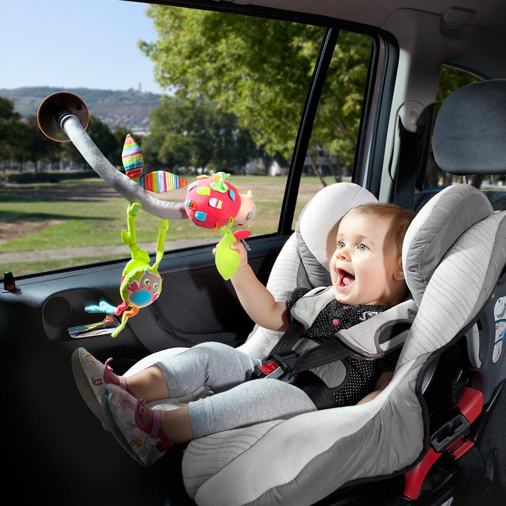 Badabulle Mobile De Voiture Hérisson - Comparer Avec dedans Jouet Pour Voiture Bébé