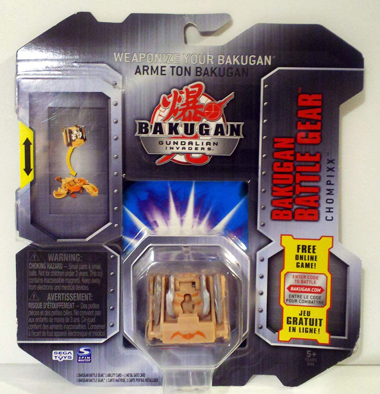 Bakugan Battle Gear-Chompixx avec Jeux En Ligne Enfant 3 Ans