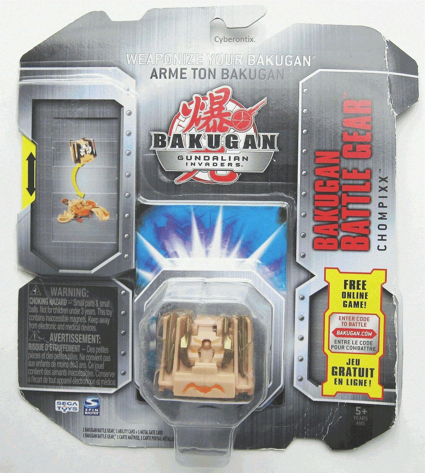 Bakugan Rock Hammer Tan Gold Gundalian Invaders Battle Gear Dna 70G tout Jeu Memory En Ligne