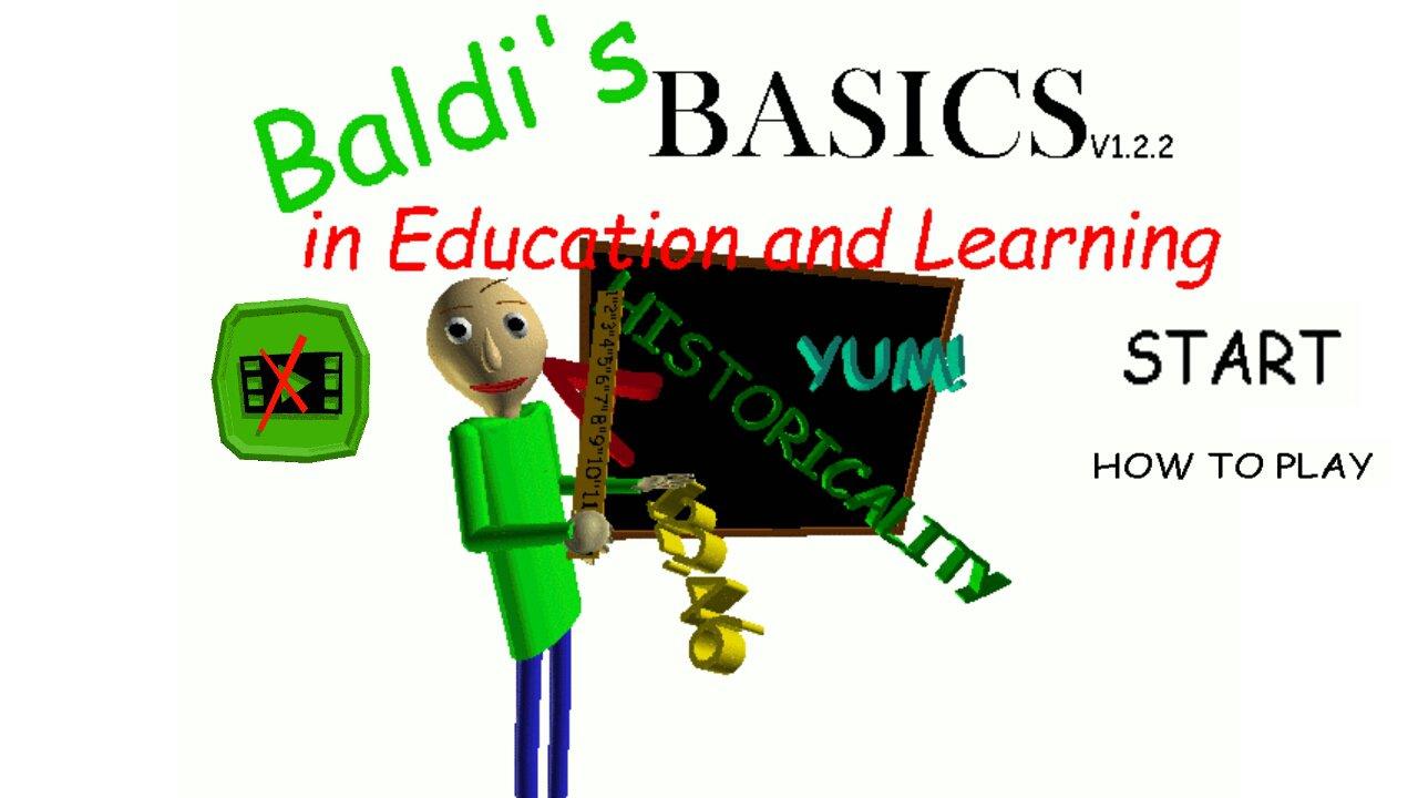 Baldi's Basics In Education 1.4.3 - Download For Android Apk avec Jeu De Difference Gratuit