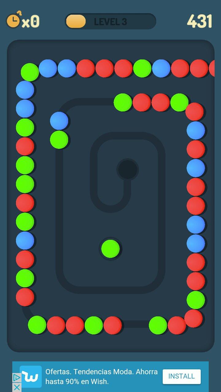 Ball Shoot! 1.1.5 - Télécharger Pour Android Apk Gratuitement avec Puzzle Gratuit 3 Ans