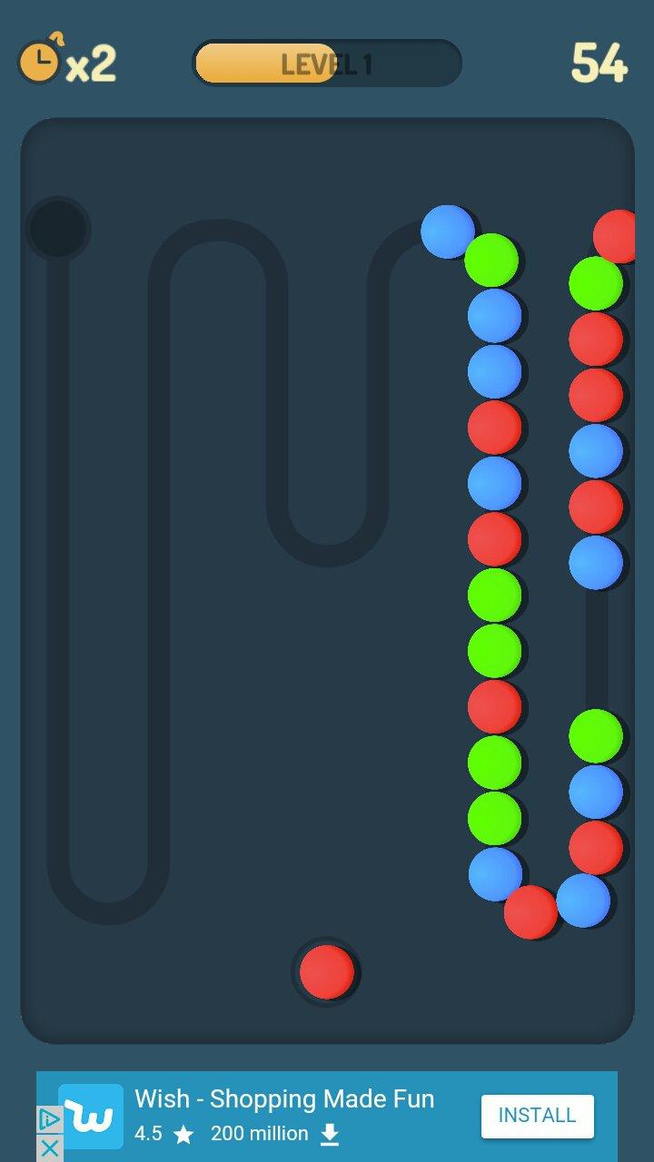 Ball Shoot! 1.1.5 - Télécharger Pour Android Apk Gratuitement dedans Puzzle Gratuit 3 Ans