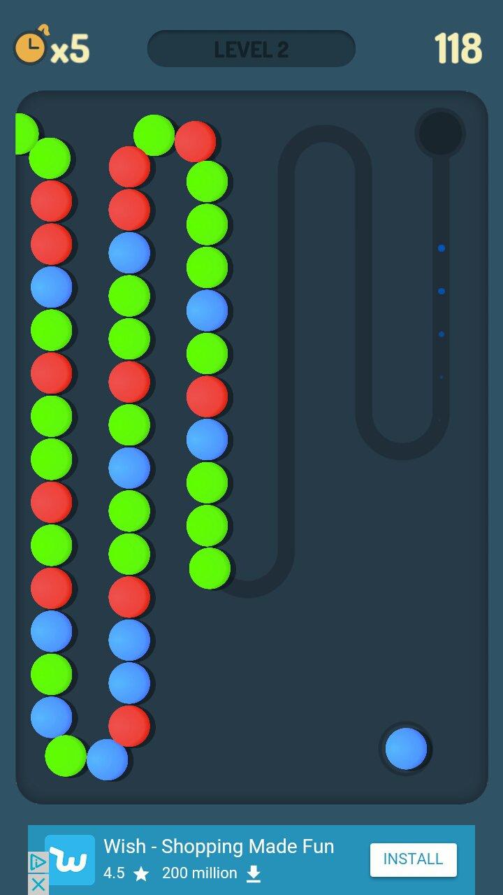 Ball Shoot! 1.1.5 - Télécharger Pour Android Apk Gratuitement intérieur Puzzle Gratuit 3 Ans