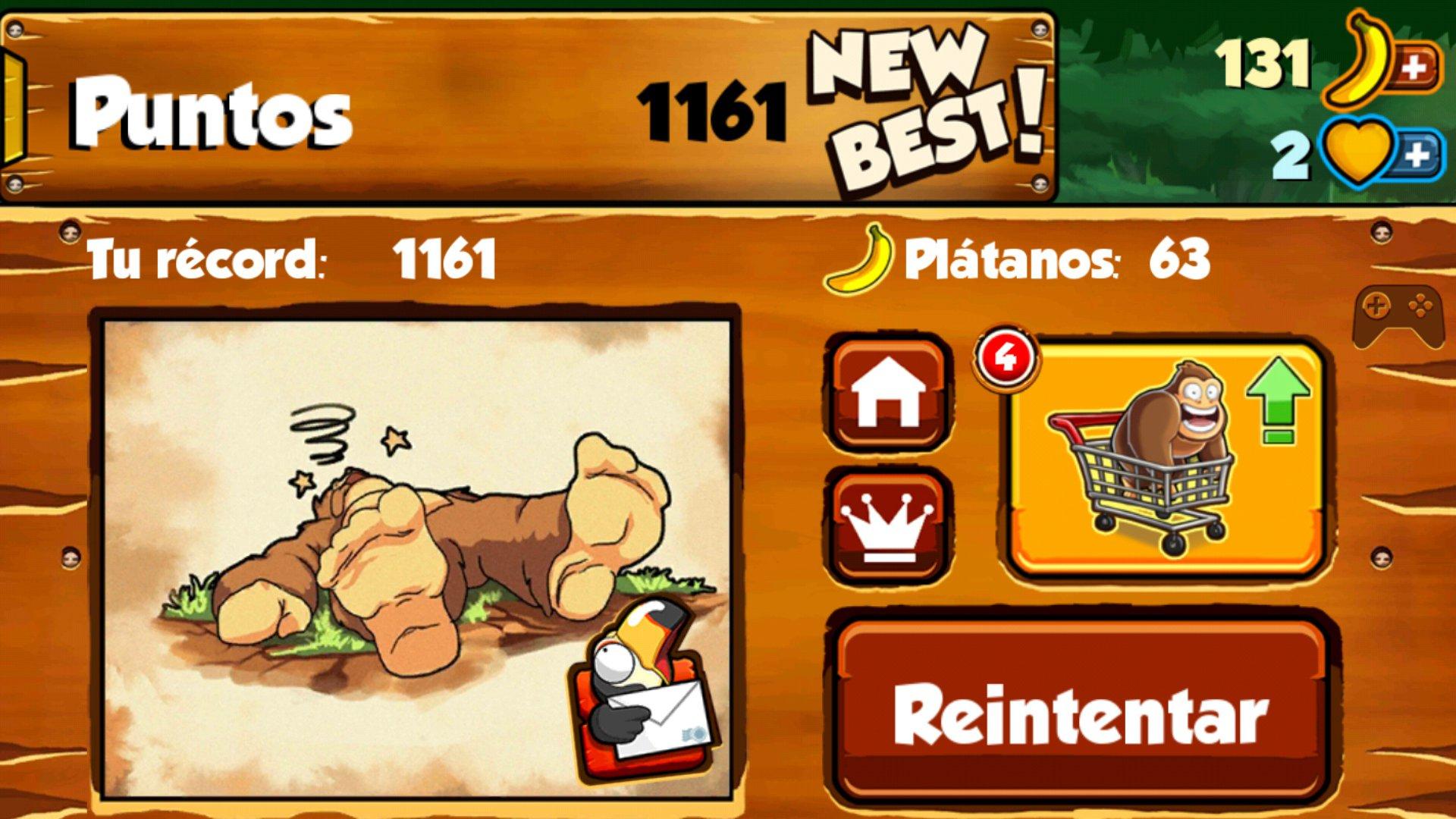 Banana Kong 1.9.6.6 - Télécharger Pour Android Apk Gratuitement serapportantà Jeux De Gorille Gratuit