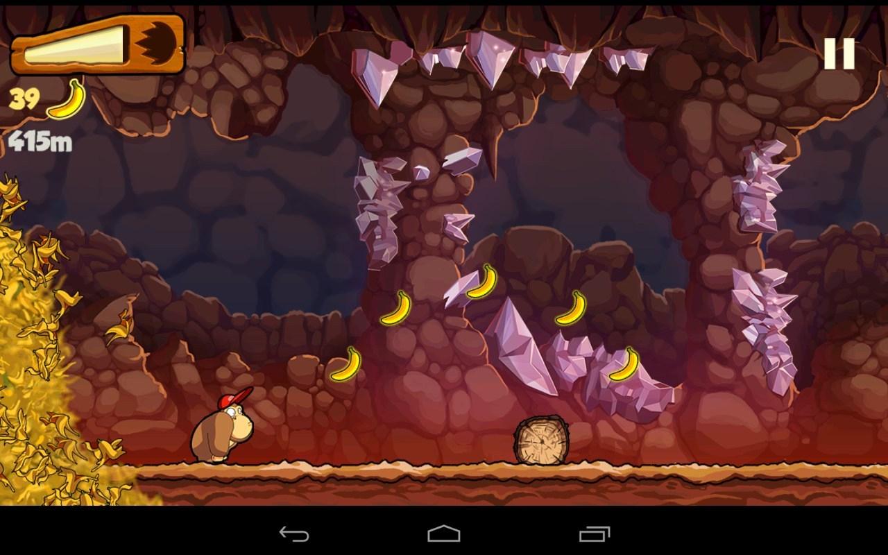 Banana Kong – Jeux Pour Android 2018 - Téléchargement encequiconcerne Jeux De Gorille Gratuit