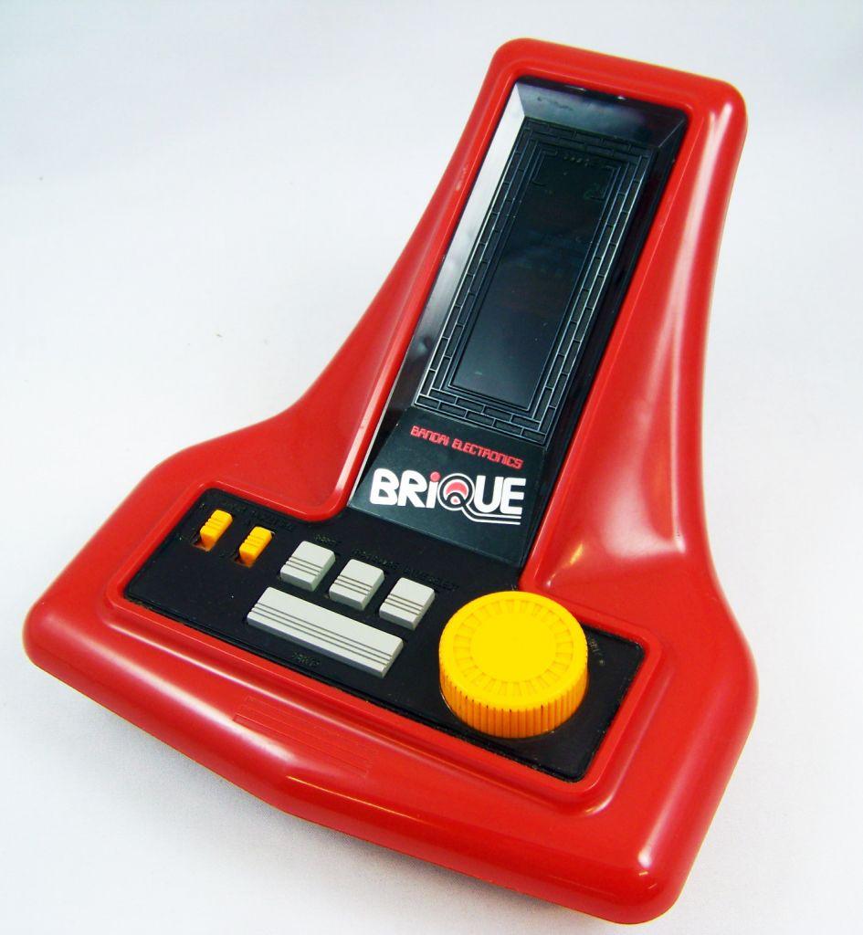 Bandai Electronics - Lsi Game Table Top - Casse Brique concernant Casse Brick