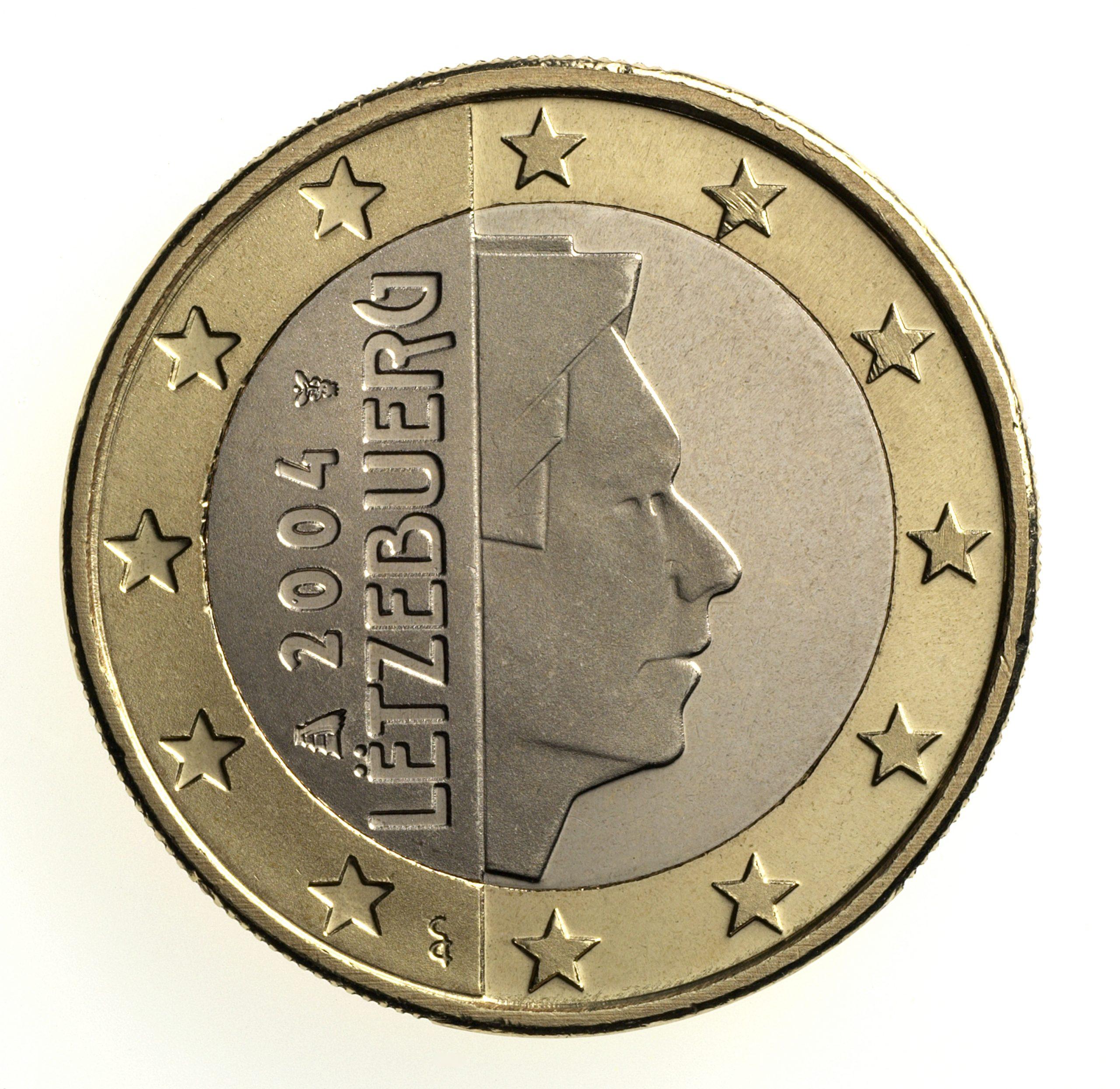 Banque Centrale Du Luxembourg - Les Pièces En Euros avec Pièces Euros À Imprimer