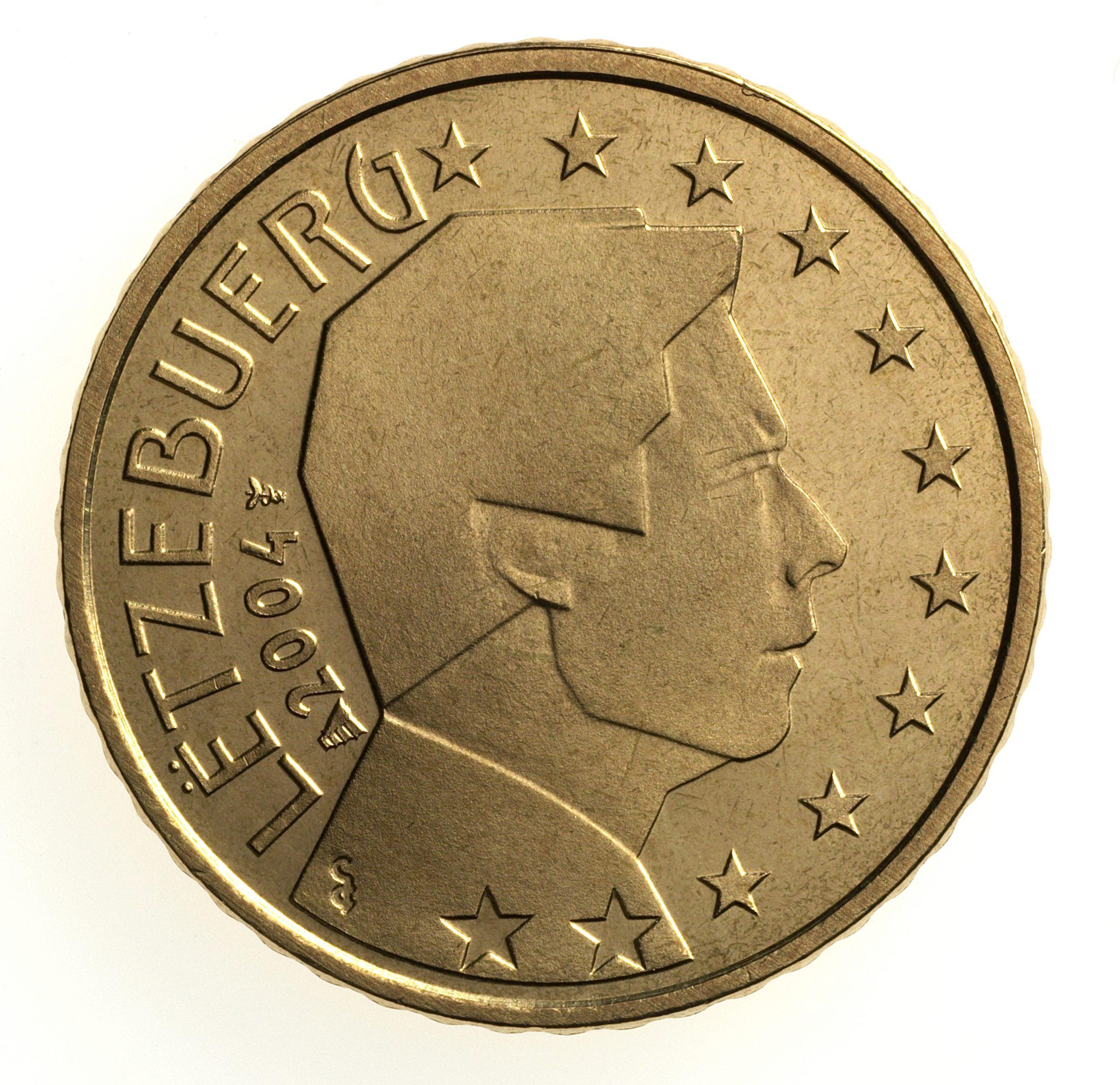 Banque Centrale Du Luxembourg - Les Pièces En Euros serapportantà Pièces Euros À Imprimer