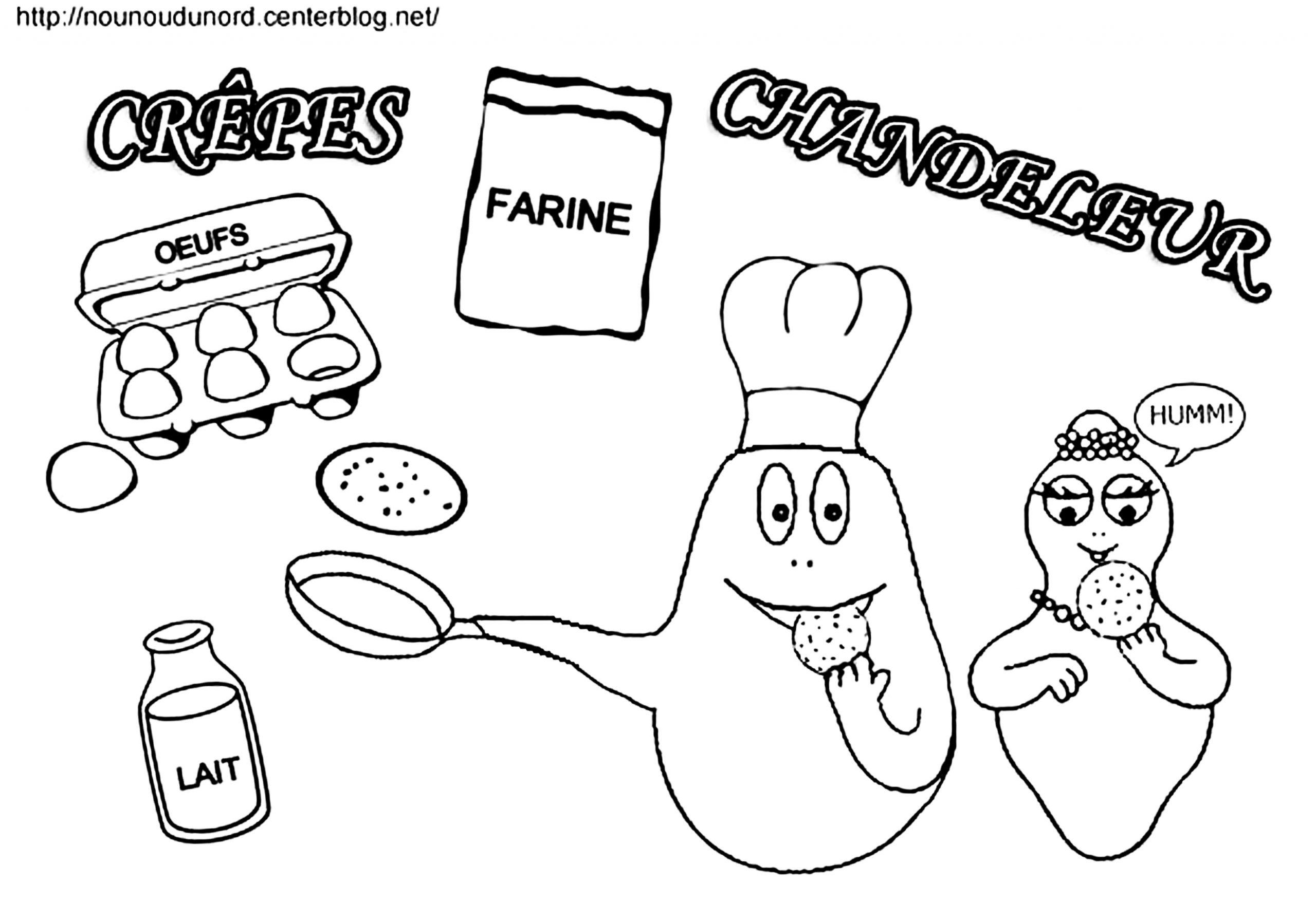 Barbapapa #46 (Dessins Animés) – Coloriages À Imprimer tout Coloriage Barbapapa À Imprimer Gratuit