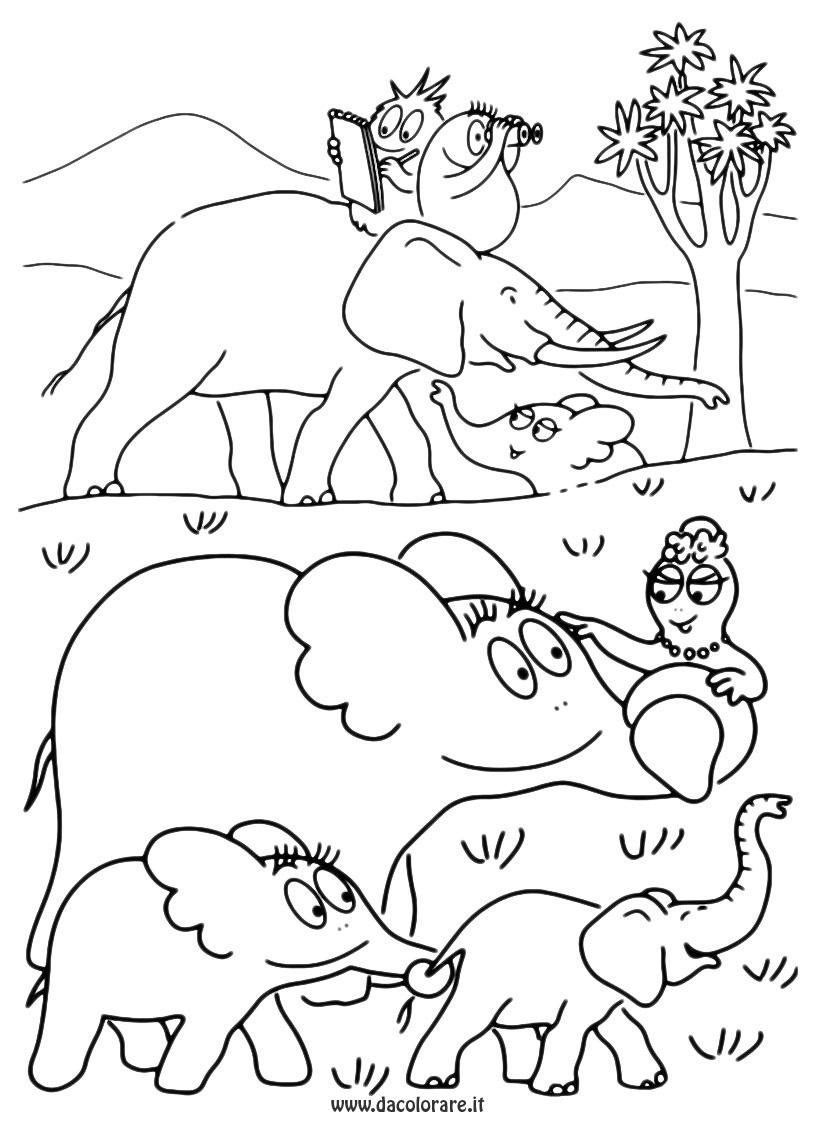 Barbapapa #69 (Cartoons) – Printable Coloring Pages encequiconcerne Coloriage Barbapapa À Imprimer Gratuit