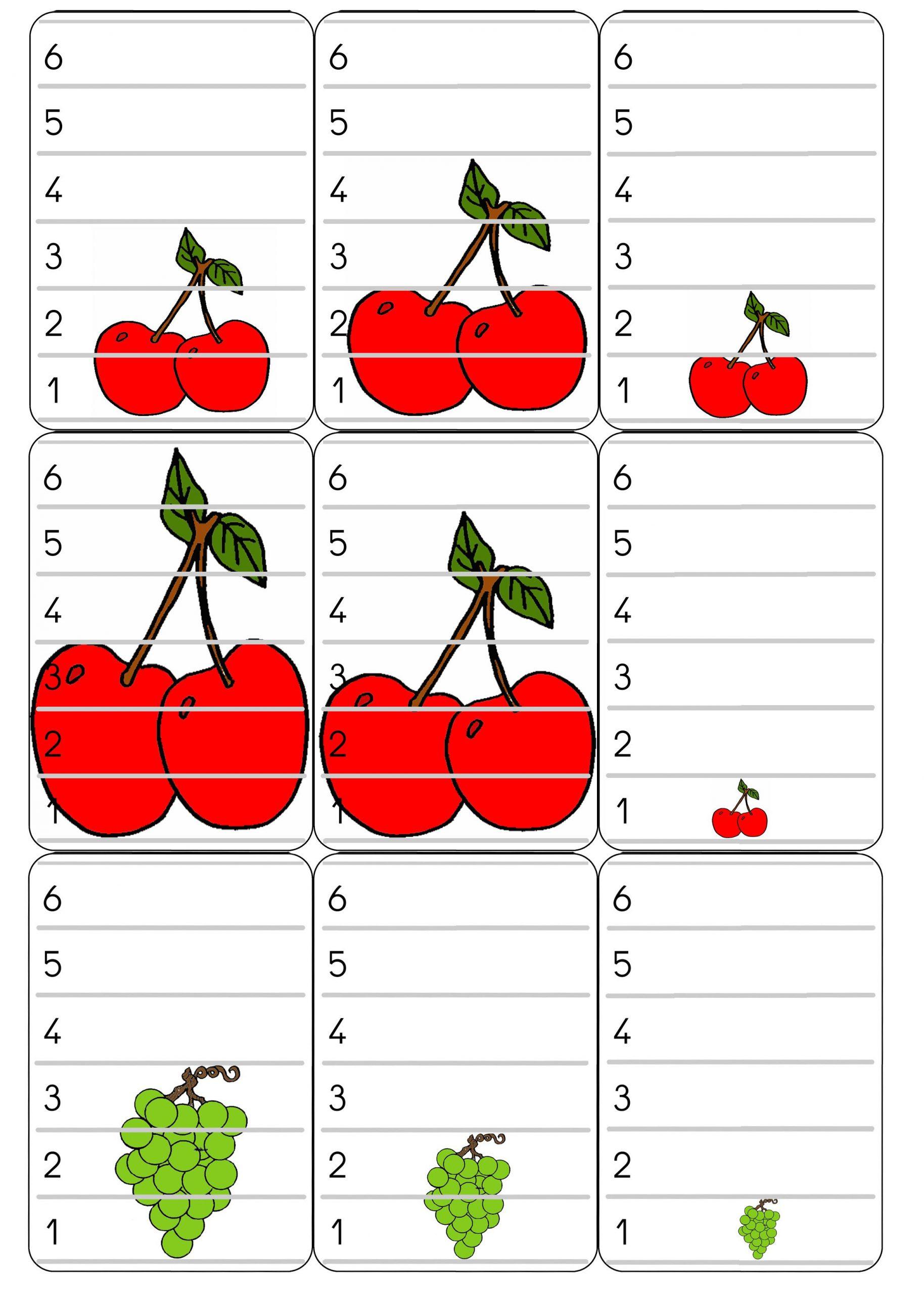 Bataille De Fruits | Jeu Bataille, Les Fleurs En Maternelle tout Jeux Pedagogique Maternelle