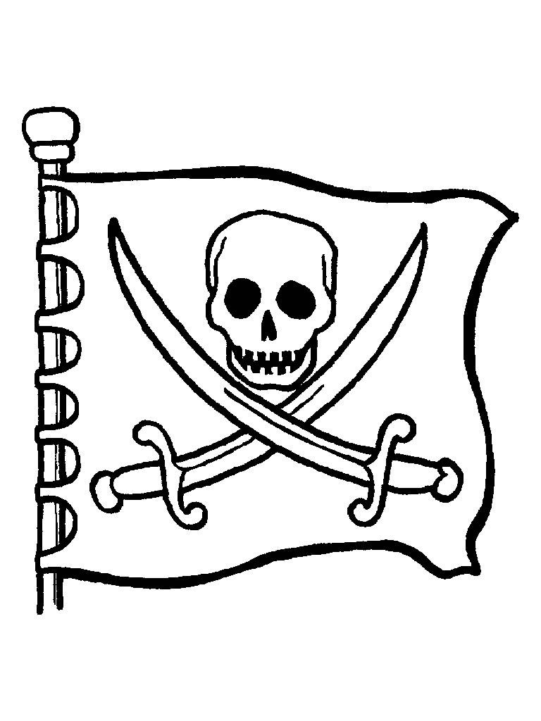 Bateau Pirate #14 (Transport) – Coloriages À Imprimer destiné Dessin A Imprimer De Pirate