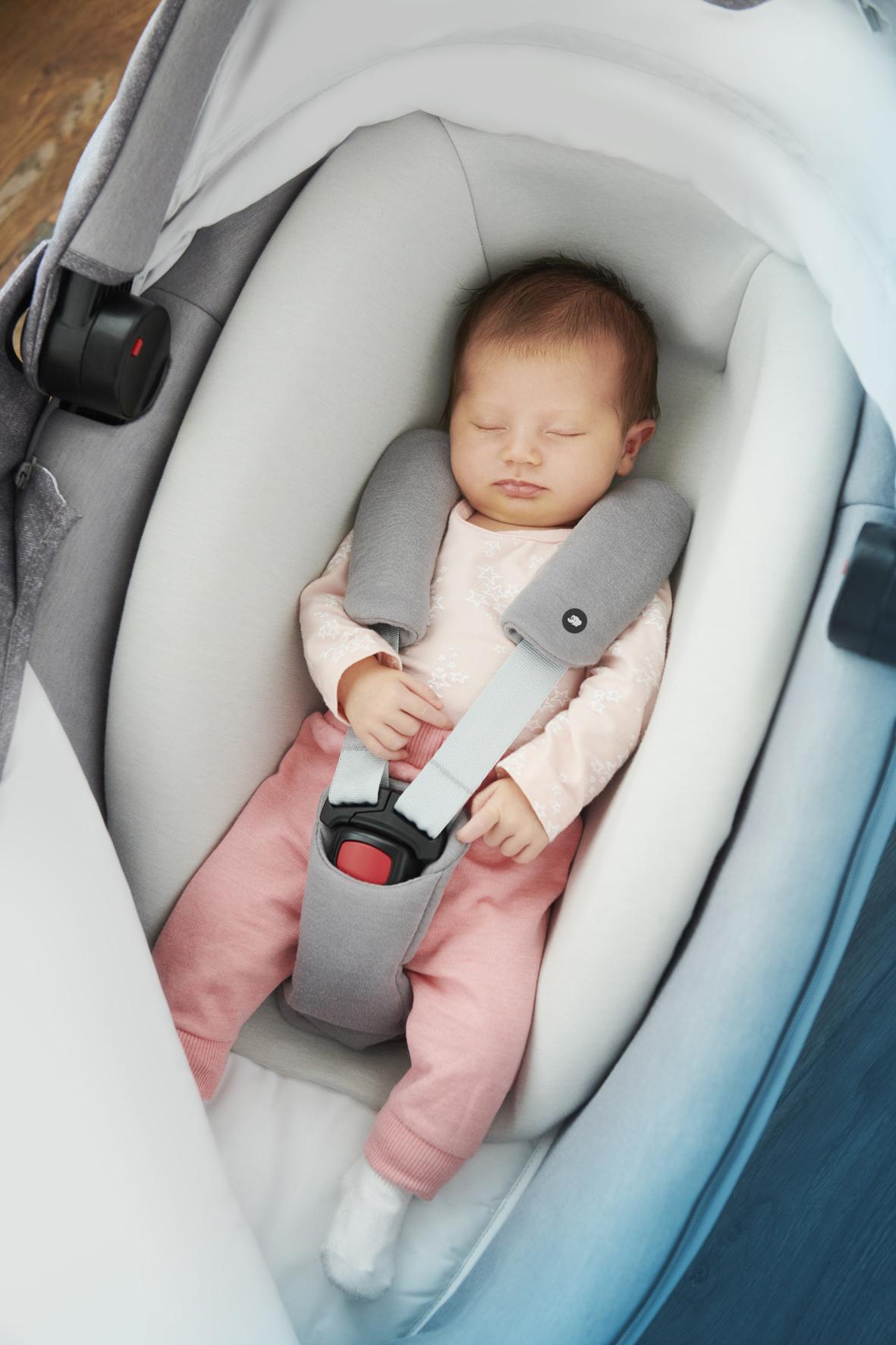 Bébé En Voiture : La Première Nacelle Homologuée R 129, La intérieur Jeux Voiture Bebe