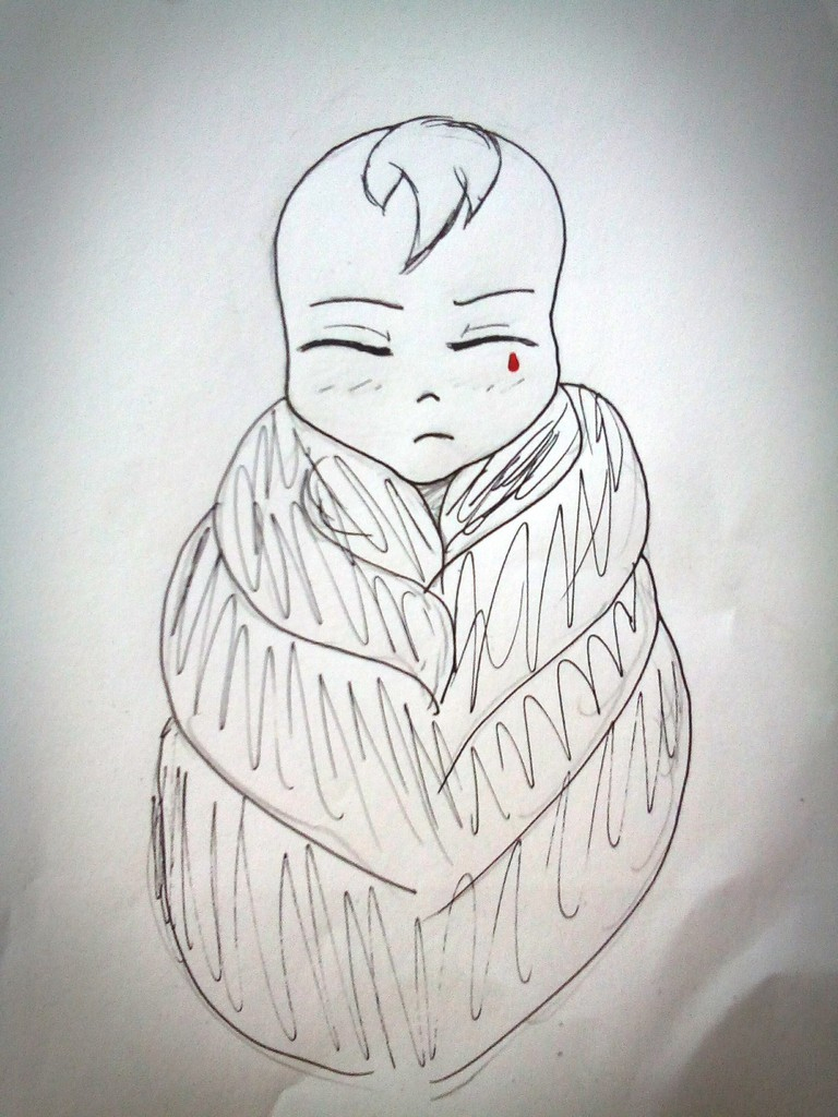 Bébé Qui Pleure Du Sang - Dessin Manga D' Athena ;) encequiconcerne Dessin D Harry Potter