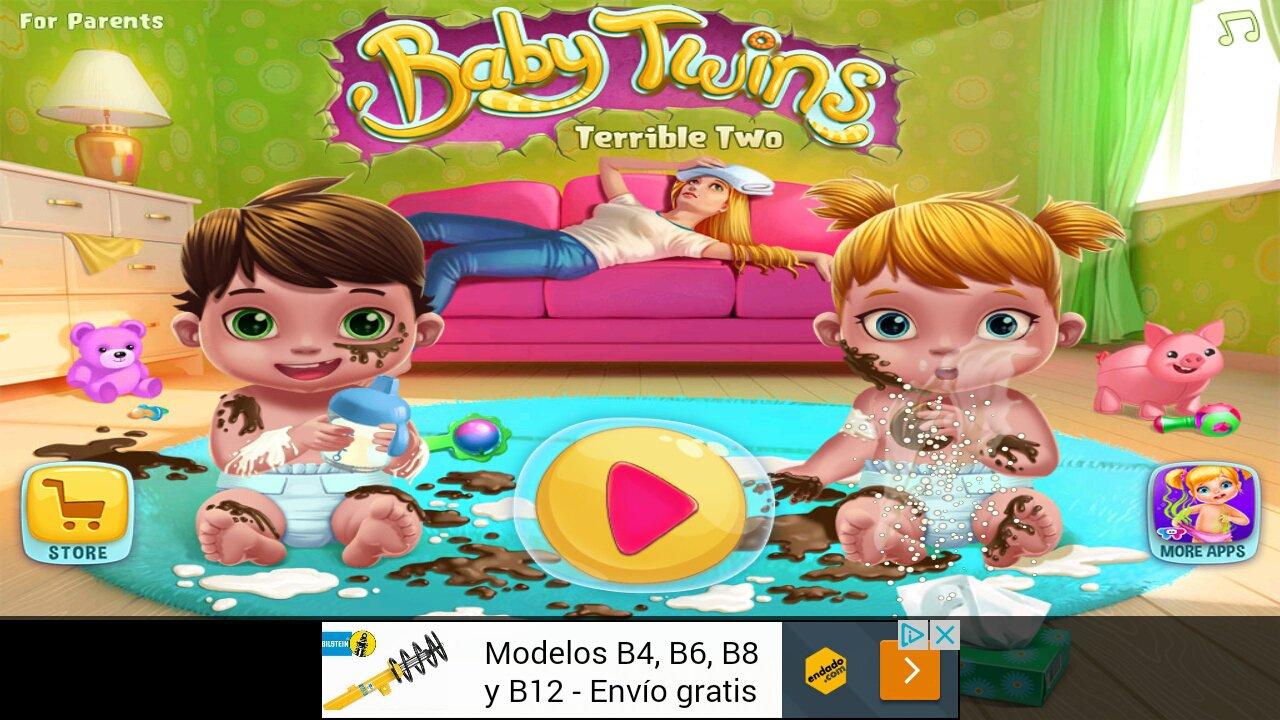 Bébés Jumeaux 1.0.7 - Télécharger Pour Android Apk Gratuitement encequiconcerne Telecharger Jeux Bebe Gratuit