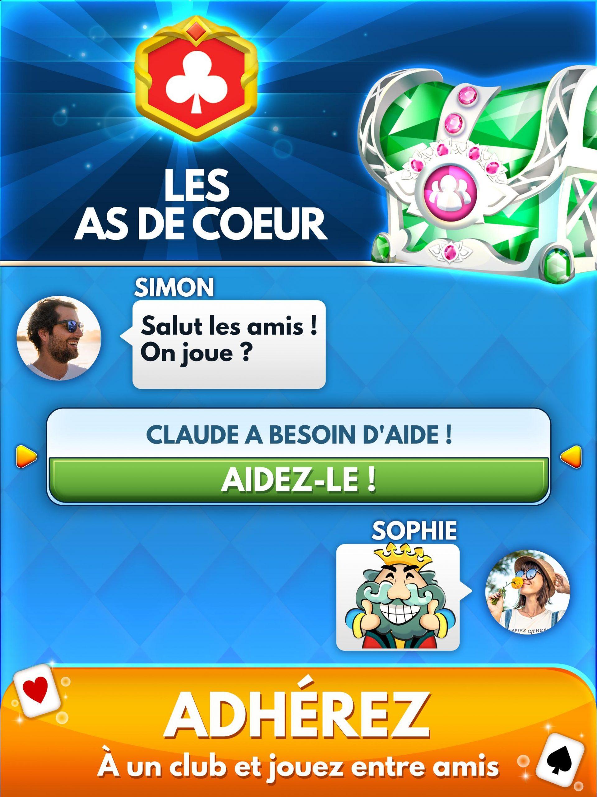 Belote & Coinche : Le Défi - Jeu En Ligne Gratuit Pour concernant Jouer Jeux De Strategie En Ligne Gratuit