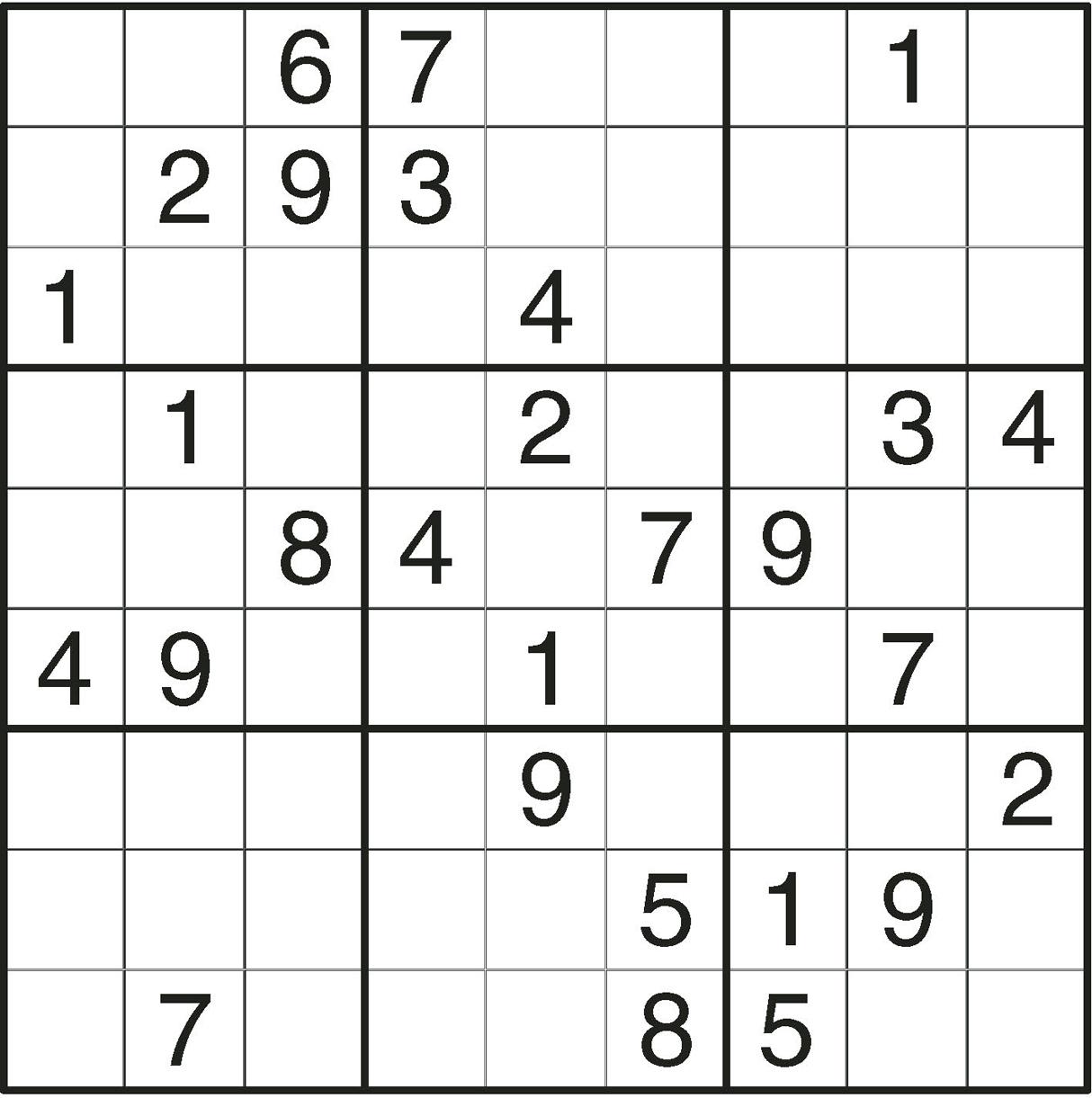 Best Games Wallpaper: Sudoku 955036 Games destiné Sudoku A Imprimer