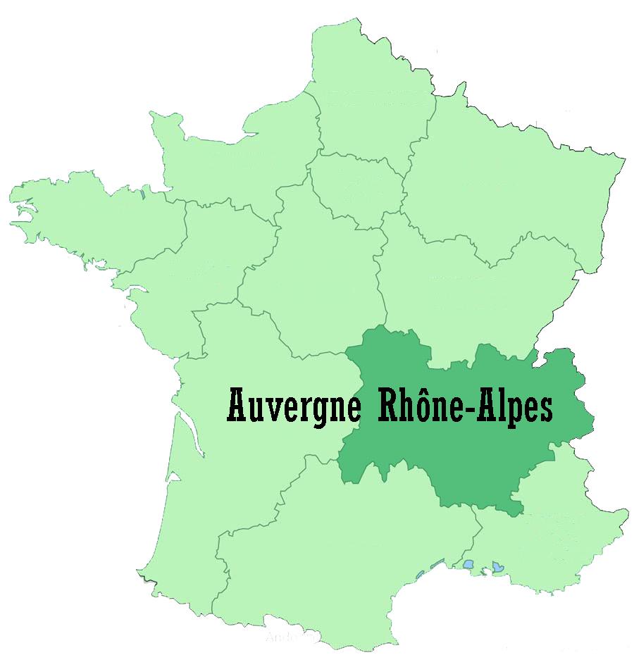 Best Things To Do In Auvergne Rhône-Alpes, France - France destiné Liste Region De France