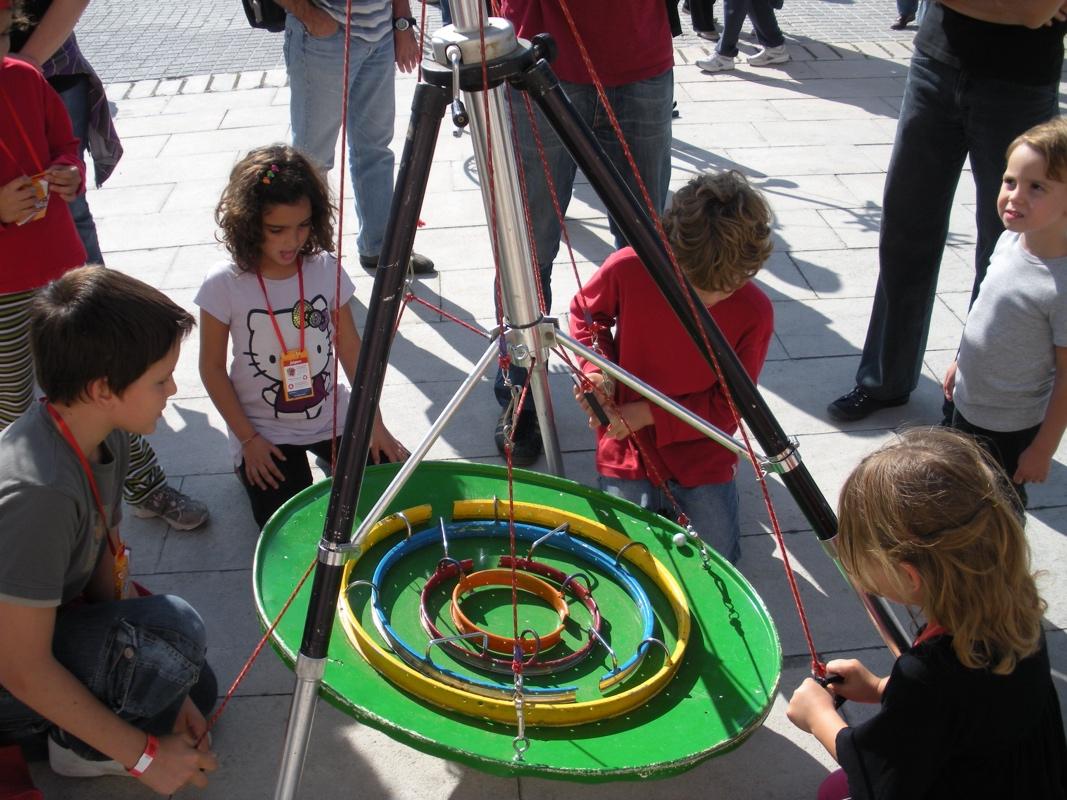 Biennale Du Cirque : 35 Jeux Interactifs Pour Les Enfants serapportantà Jeu Interactif Enfant