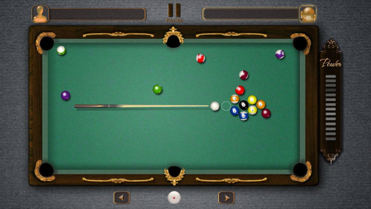 Billard - Pool Billiards Pro : Jeu De Billard Très Complet serapportantà Jeux De Biyare