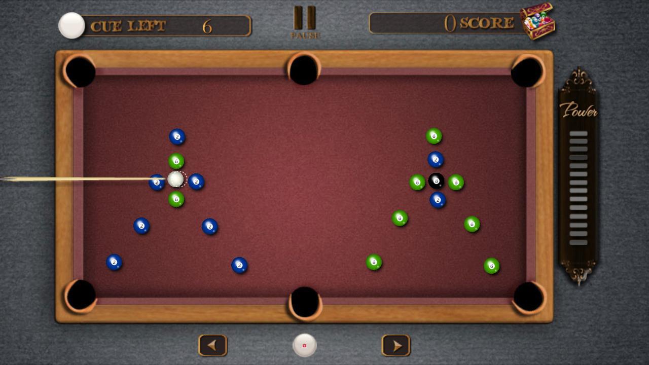 Billard - Pool Billiards Pro : Jeu De Billard Très Complet tout Jeux De Biyare