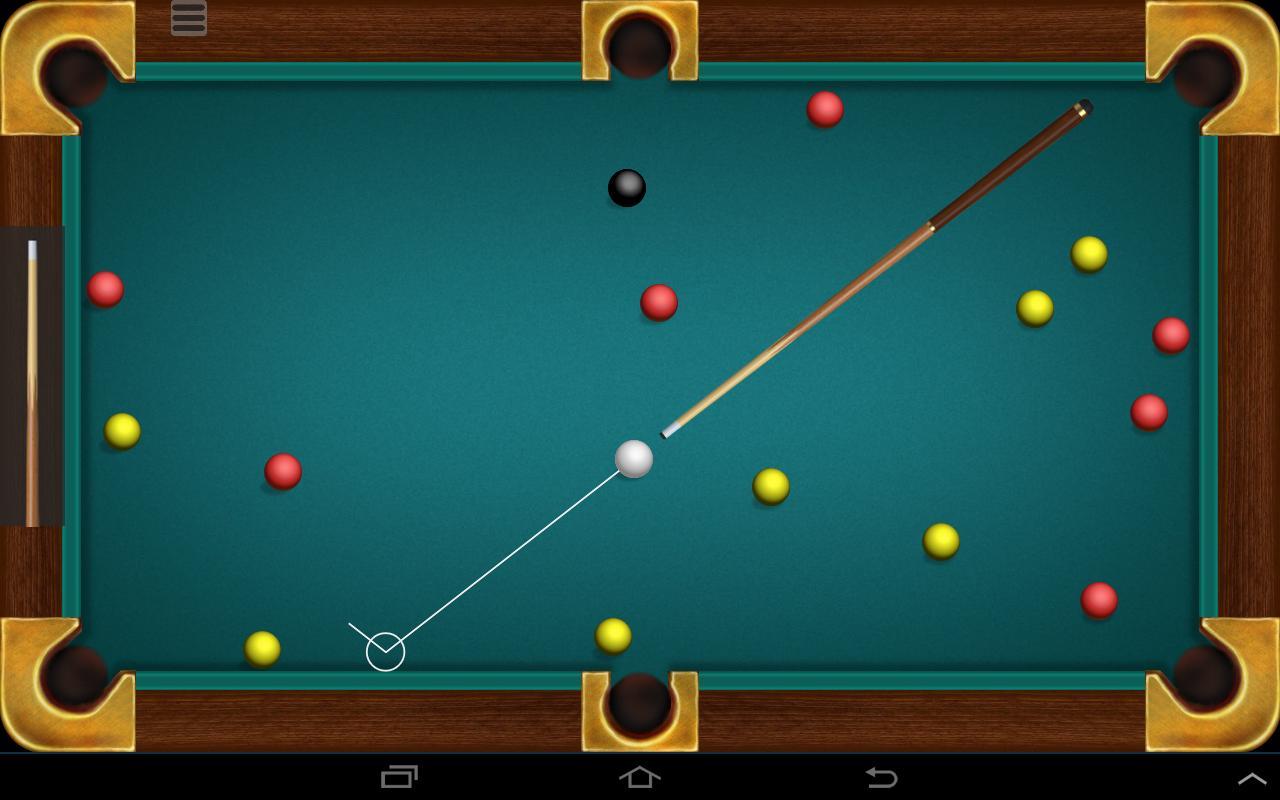 Billard Pour Android - Téléchargez L'apk intérieur Jeux Gratuit Billard