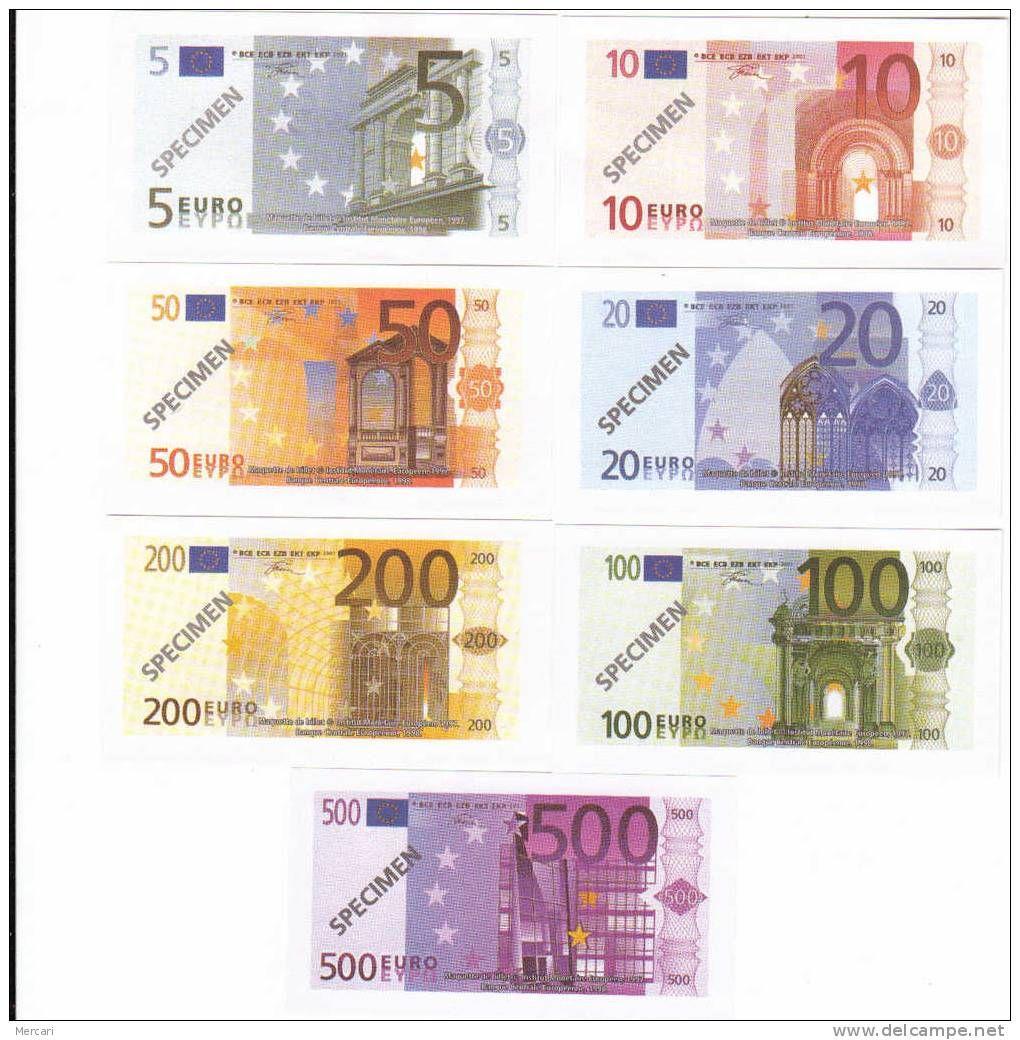 Billet De 20 Euros | Billet Euro Specimen, Spécimen, Factice avec Billet Euro A Imprimer