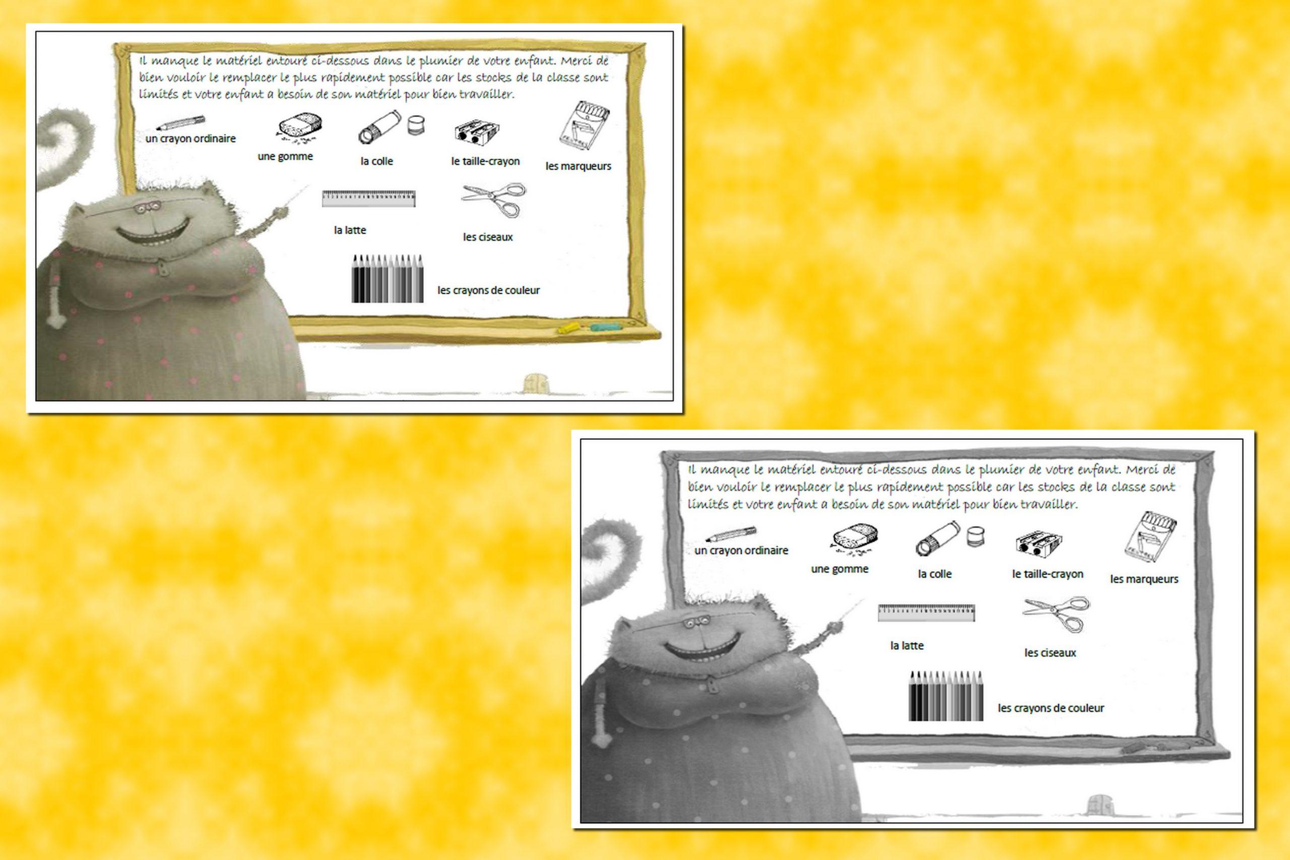 Billet Matériel Splat - Coraliecaramel concernant Billet A Imprimer