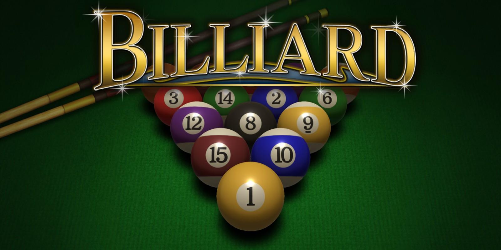 Billiard | Jeux À Télécharger Sur Nintendo Switch | Jeux avec Jeux Gratuit Billard