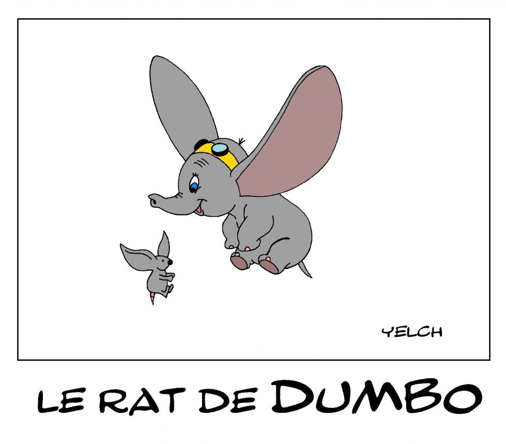 Blague Sur Dumbo – Blagues Et Dessins serapportantà Dessin Dumbo
