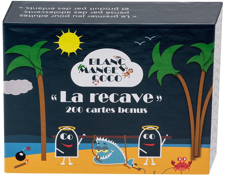 Blanc Manger Coco : La Recave avec Jeux Pour Manger
