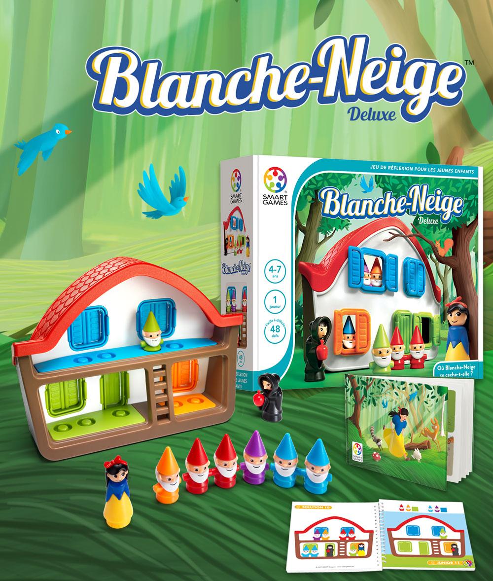 Blanche-Neige - Smartgames à Jeux Pc Enfant