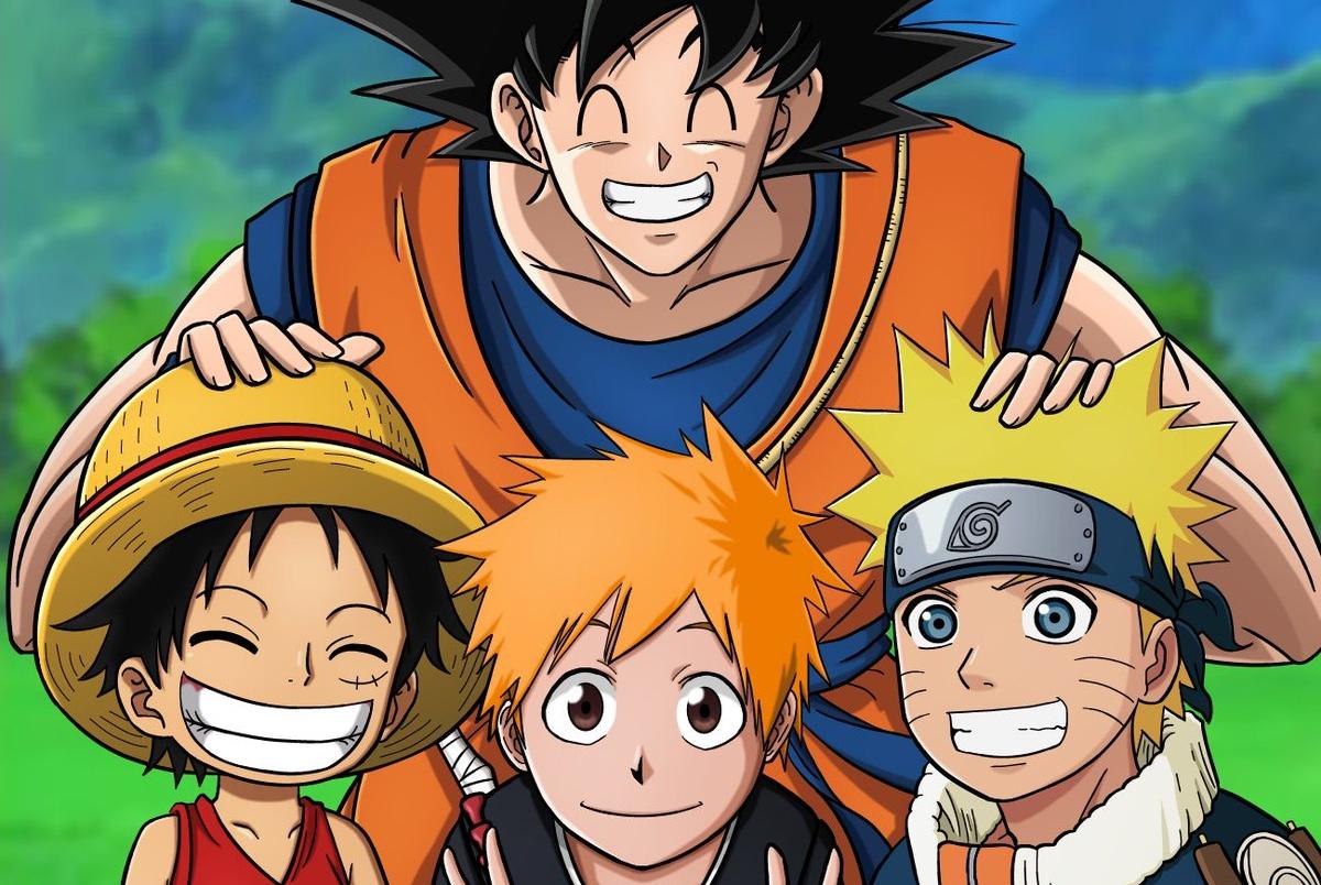Bleach, Naruto, One Piece Et Dragon Ball Super Dans Le Top dedans Dessin Animé De One Piece