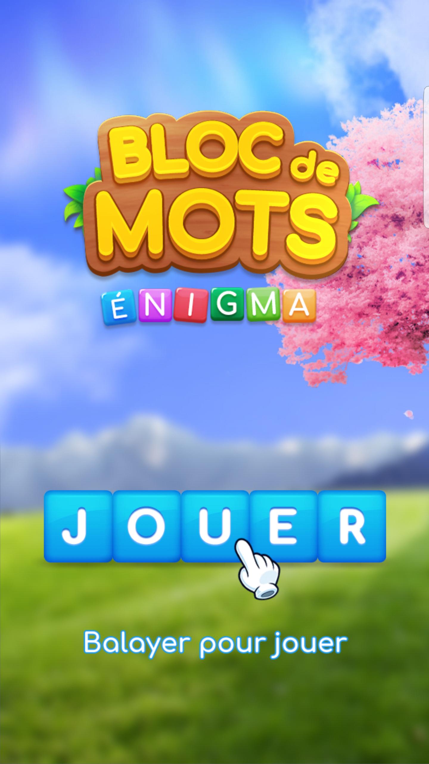 Bloc De Mots Android 17/20 (Test, Photos) encequiconcerne Jeux Gratuit De Mots
