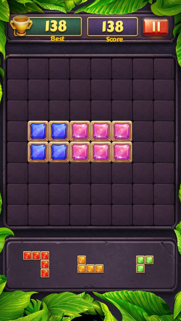 Block Puzzle Jewel 39.0 - Télécharger Pour Android Apk encequiconcerne Jouer Puzzle Gratuit