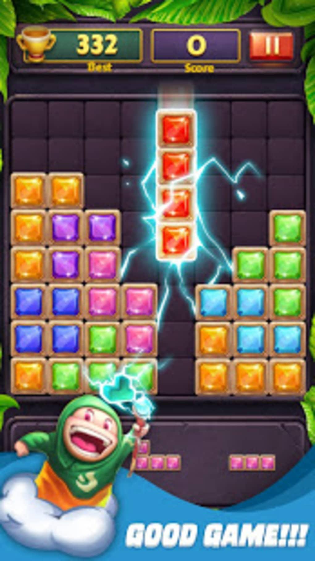 Block Puzzle Jewel Apk Pour Android - Télécharger destiné Puzzles Gratuits Sans Téléchargement