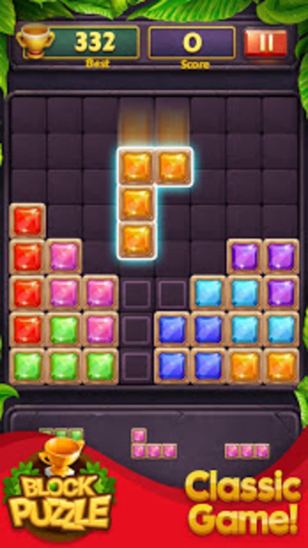 Block Puzzle Jewel Apk Pour Android - Télécharger intérieur Puzzles Gratuits Sans Téléchargement
